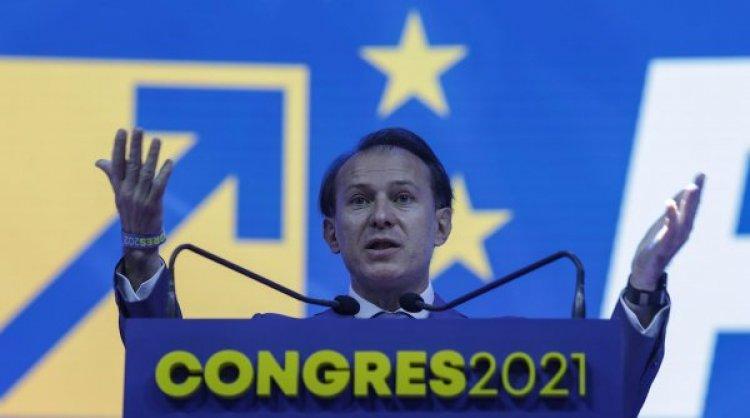 Florin  Cîțu este noul presedinte al PNL