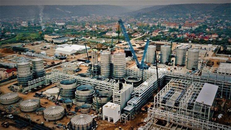 Pe 15 octombrie la Podari isi deschide portile un colos industrial